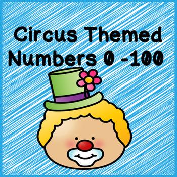 Circus Numbers 0-100