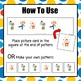 Circus Pattern Cards