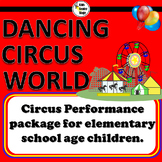 Circus themed script for single class or large group music