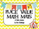 Circus Place Value Math Mats
