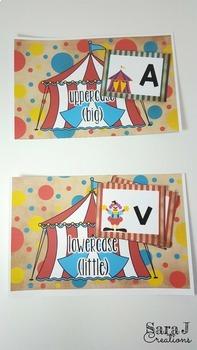 Circus Preschool Unit