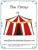 Circus Printable Book for EFL Learners