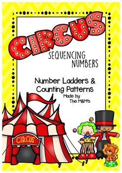 Circus Sequencing (A number sequencing game)