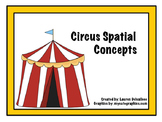 Circus Spatial/Locational Concept Book
