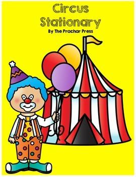 Circus Stationary