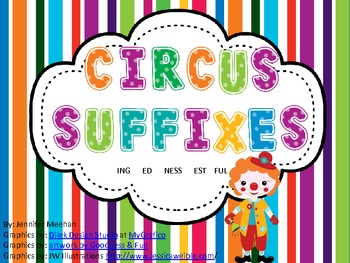 Circus Suffixes Center/Game