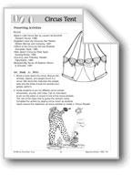 Circus Tent (Make Books with Children)