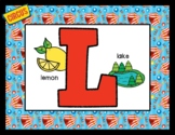 Circus Tent - Posters / Cards / Mats - Alphabet & Numbers