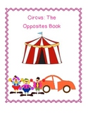 Circus- The Opposites Book