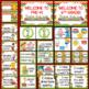 Circus Theme Classroom Decor EDITABLE (Circus Classroom Theme Decor)