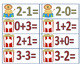 Circus Theme Addition/Subtraction Facts