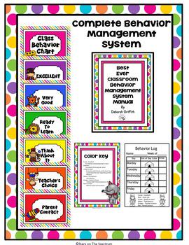 Circus Theme Behavior Management