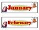 Circus Calendar! Circus Theme Classroom Calendar! Circus Bulletin Board!