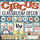 Circus Classroom Theme - Circus Decor