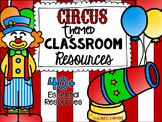 Circus Theme Decor Pack