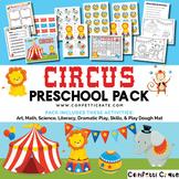 Circus Theme Unit (Preschool or Homeschool)