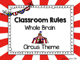 Circus Theme Whole Brain Rules