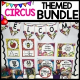 Circus Themed BUNDLE Classroom Decor