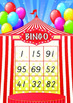 Circus Themed Bingo – Numbers 1 to 100 (29 pages)