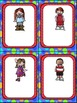 Circus  Themed Center Signs and Management Cards ~ Editable