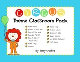 Circus Themed Classroom Kit