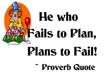 Circus Themed Inspirational Quote