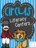 Circus Themed Kindergarten Literacy Activities