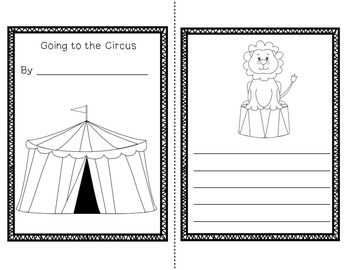 Circus-Themed Unit~ Includes Graphic Organizers & Much More!