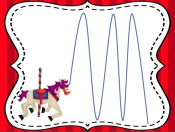 Circus Vocal Exploration Pathway Cards AND Story