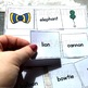 Circus Word to Picture Matching Activity