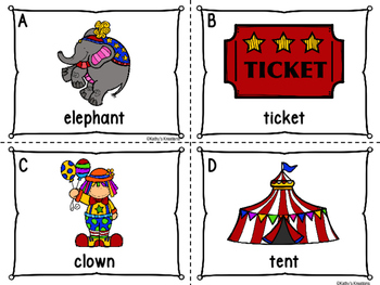 Circus Write The Room