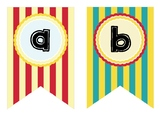 Circus bunting abc _lowercase