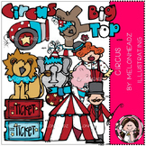 Circus clip art - COMBO PACK- by Melonheadz