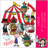 Circus clip art - COMBO PACK - by Melonheadz