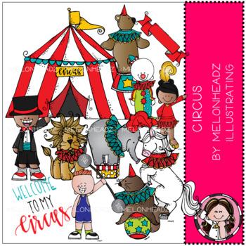 Circus clip art by Melonheadz