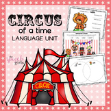 Circus of a Time Language Unit