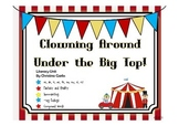 Circus - oo, ar, ir, er, ur, ow, ou, oy, oi and Other Literacy Activities