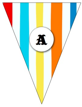 Circus or Carnival Theme Banner