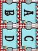 Circus themed Word Wall