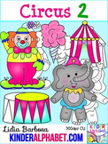 Circus2 { Clip Art for Teachers }