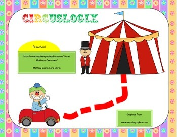 Circuslogic (A logic game on circus theme)