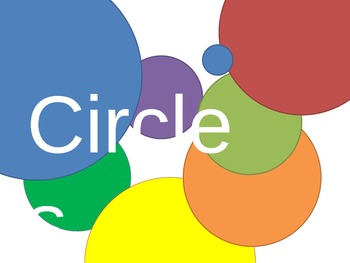 Circle - Label parts of a circle and contructing regular polygons