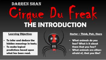 Cirque Du Freak - The Introduction!