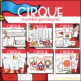 Cirque - Ensemble grandissant - FRENCH Circus