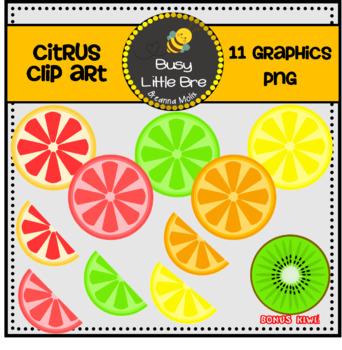 Cirtus Clip Art