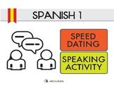 Citas Rápidas/Speed Dating (includes 3 versions)