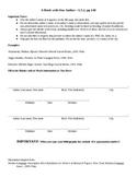 Citation Helpers Full Bundle--Most recent MLA guidelines