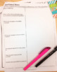 Citation and Credibility of Resources Packet with Guided Cornell Notes!