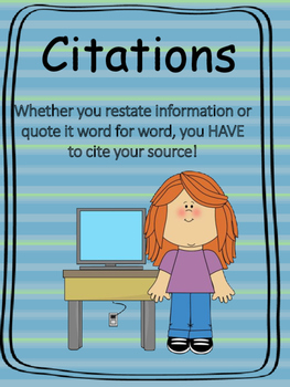 Citations for Kids!