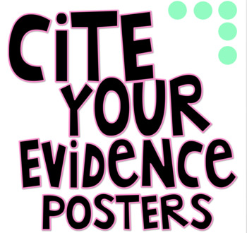 Cite Your Evidence
